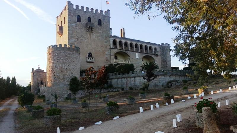 Resultado de imagen de castillo de piedrabuena